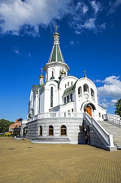 Church of Alexander Nevsky, Kaliningrad, Russia, Europe