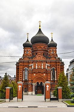 Holy Assumption Cathedral, Tula, Tula Oblast, Russia, Eurasia