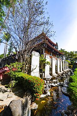 Chihkan Tower, Tainan, Taiwan, Asia
