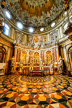 The Basilica of St. Anthony, Unesco world site Padua, Italy