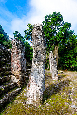 Unesco world heritage site Calakmul, Campeche, Mexico