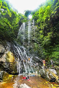 Erin Ijesha Waterfall, Owo, Nigeria, West Africa, Africa