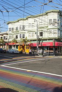 Castro District, San Francisco, California, United States of America, North America