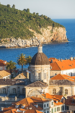 Dubrovnik Cathedral, UNESCO World Heritage Site, Dubrovnik, Croatia, Europe