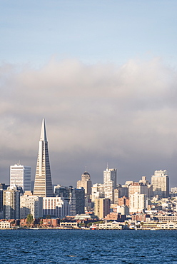 Trans America Pyramid, San Francisco, California, United States of America, North America
