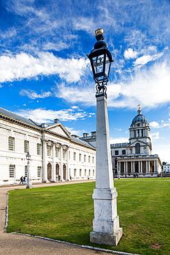 Greenwich Maritime Museum, UNESCO World Heritage Site, London, England, United Kingdom, Europe