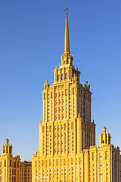 Radisson Royal Hotel, Moscow, Russia, Europe