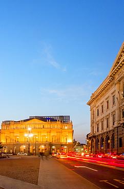 La Scala, Milan, Lombardy, Italy, Europe