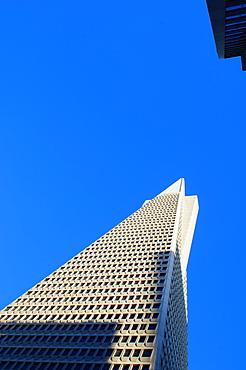 Transamerica Building, San Francisco, California, United States of America, North America