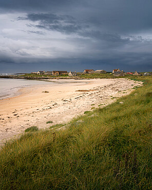 Hougharry Beach, North Uist, Outer Hebrides, Scotland, United Kingdom, Europe