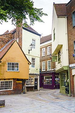 Kings Square, York, North Yorkshire, England, United Kingdom, Europe - 1226-1045
