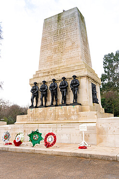 Guards Memorial, St. James's Park, London, England