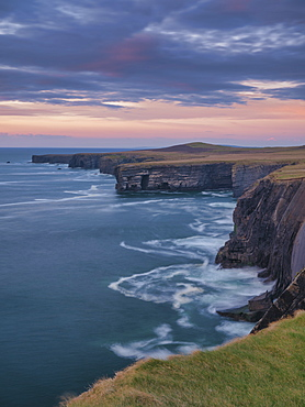 Loop Head, County Clare, Munster, Republic of Ireland, Europe