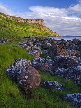Fair Head, County Antrim, Ulster, Northern Ireland, United Kingdom, Europe