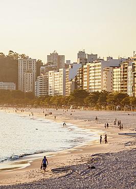 Icarai Beach and Neighbourhood, Niteroi, State of Rio de Janeiro, Brazil, South America