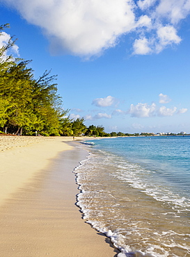 Seven Mile Beach, West Bay, Grand Cayman, Cayman Islands, Caribbean, Central America