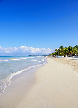 Seven Mile Beach, Long Bay, Negril, Westmoreland Parish, Jamaica, West Indies, Caribbean, Central America