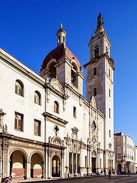 Nuestra Senora del Carmen Church, Centro Habana, Havana, La Habana Province, Cuba, West Indies, Central America