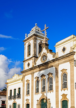 Sao Domingos Church, Terreiro de Jesus Square, Old Town, Salvador, State of Bahia, Brazil, South America