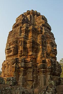 Buddha statue of Angkor Wat, UNESCO World Heritage Site, Siem Reap, Cambodia, Indochina, Southeast Asia, Asia