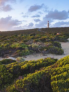 Cape Du Couedic lightstation in the Flinders Chase National Park, Kangaroo Island, South Australia, Australia, Pacific