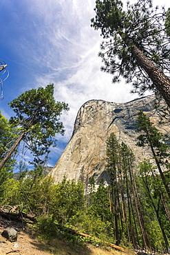 Yosemite Valley, UNESCO World Heritage Site, California, United States of America, North America