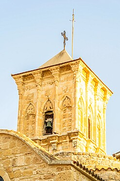 Church of Saint Lazarus, late 9th century, in Larnaca, Cyprus, Europe