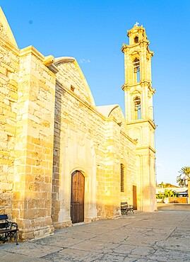 St. George Church in Athienou, Larnaca disrict, Cyprus, Europe