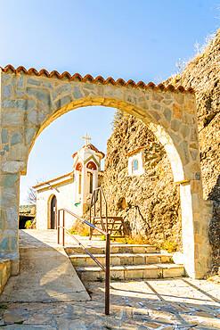 Chapel of the Virgin, Avdellero, Larnaca district, Cyprus, Mediterranean, Europe