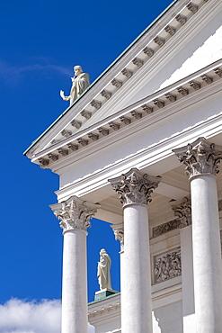 The Helsinki Cathedral, Helsinki, Finland, Scandinavia, Europe