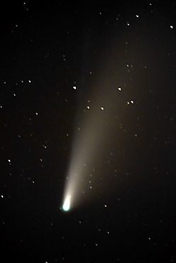 NeoWise Comet of 2020, which will not return for almost 7000 years according to NASA, Chino Valley, Arizona, United States of America, North America