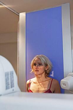 Neck, x-ray examination