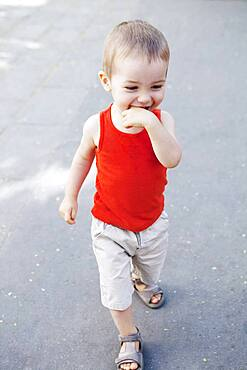 16-month-old child.