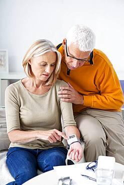 Blood pressure, senior