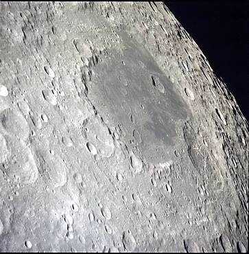 The Moon, Mare Moscoviense