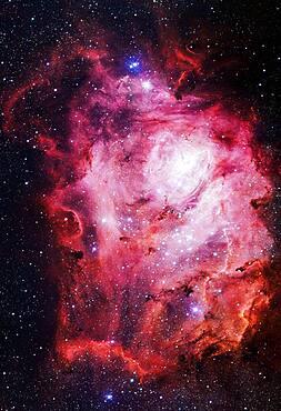 Sunset Lagoon Nebula