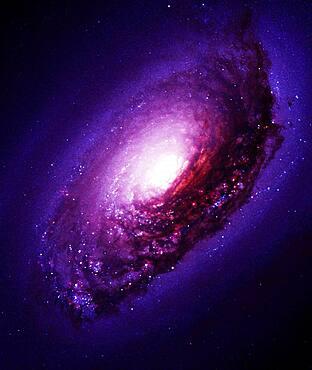 Sparkling Black Eye Galaxy