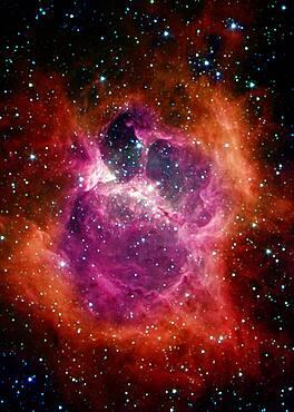 Galactic Ghoul Nebula