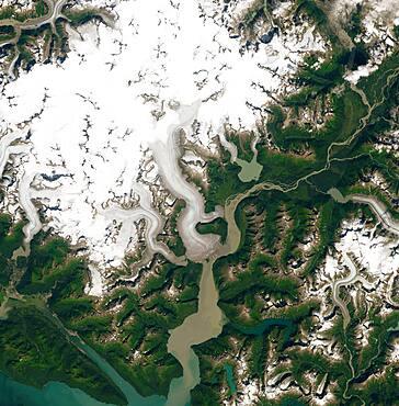 Taku Glacier, Alaska (1 of 2)