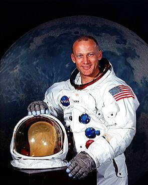 Buzz Aldrin, American Astronaut