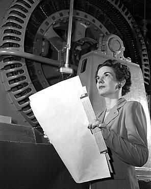 Kitty Joyner, American Electrical Engineer