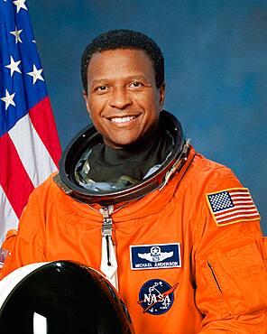 Michael Anderson, American Astronaut