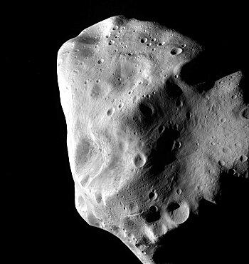 Asteroid, 21 Lutetia