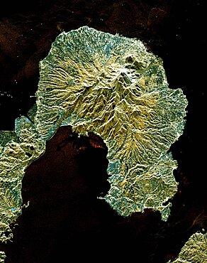 Unzen Volcano, Japan