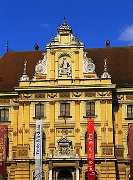 Arts and Crafts Museum, Zagreb, Croatia, Europe