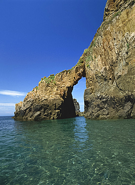 Coast, Sark, Channel Islands, United Kingdom, Europe