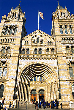 The Natural History Museum, Kensington, London, England, United Kingdom, Europe