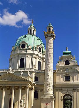 The Michaelertrakt, Hofburg Complex, Vienna, Austria, Europe