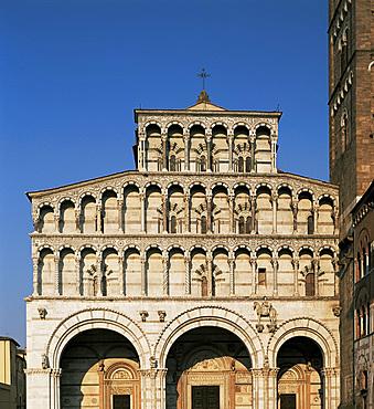 San Martino, Lucca, Tuscany, Italy, Europe