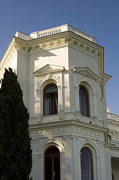 The Livadia Palace, Yalta, Crimea, Ukraine, Europe